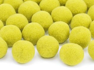 Pentpies --- Plush --- MARKE - 20ks - žltá