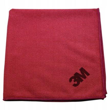 Салфетка из микрофибры 3M Scotch-Brite красная