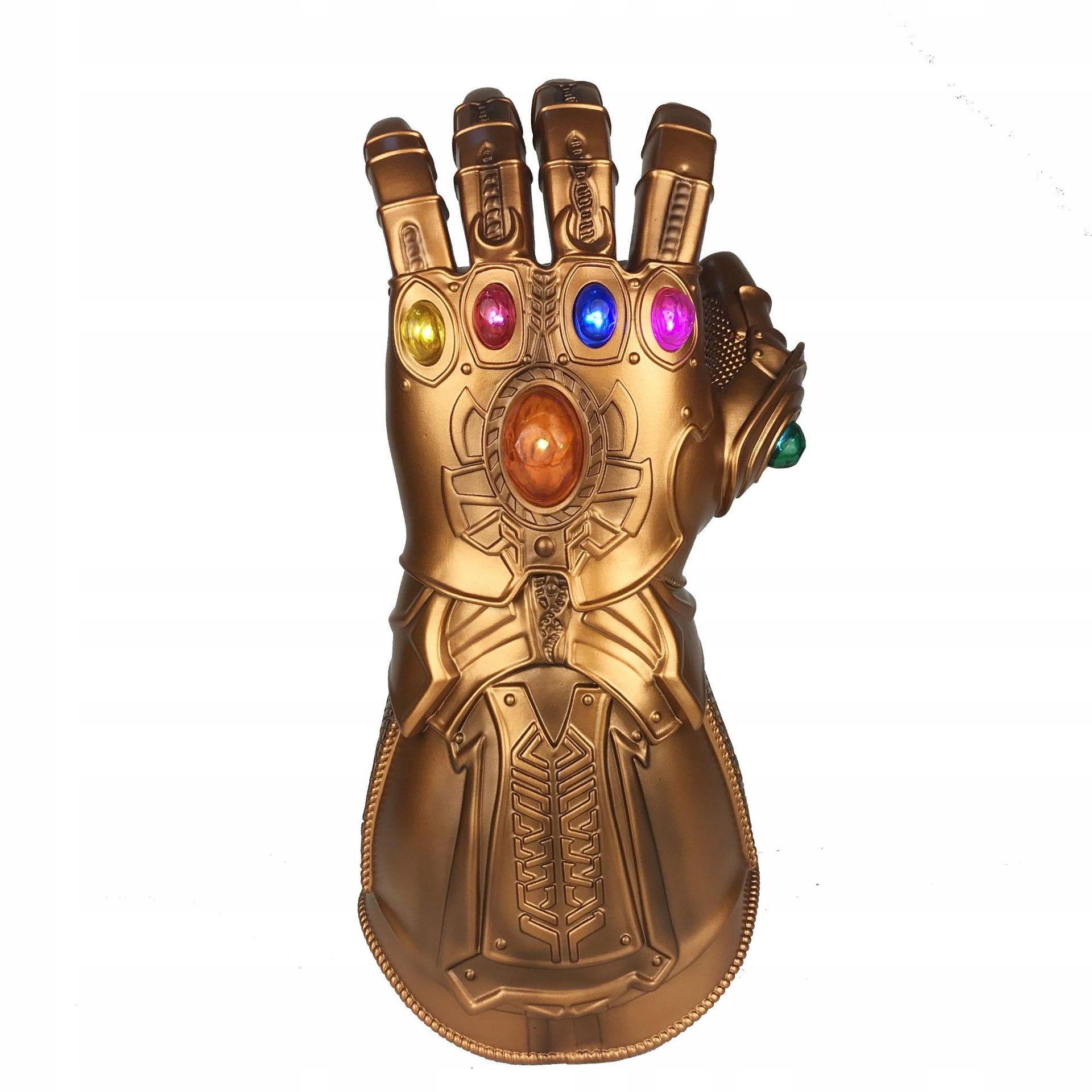 Rękawica Nieskończoności LED Thanos Avengers