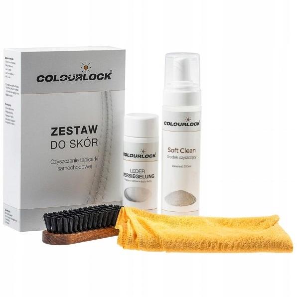 COLOURLOCK SOFT для чистки кожи обивки 4w1