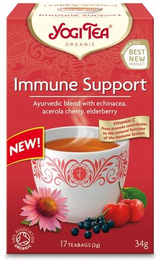Herbata Na Odporność Immune Bio 17x1,8 Yogi Tea