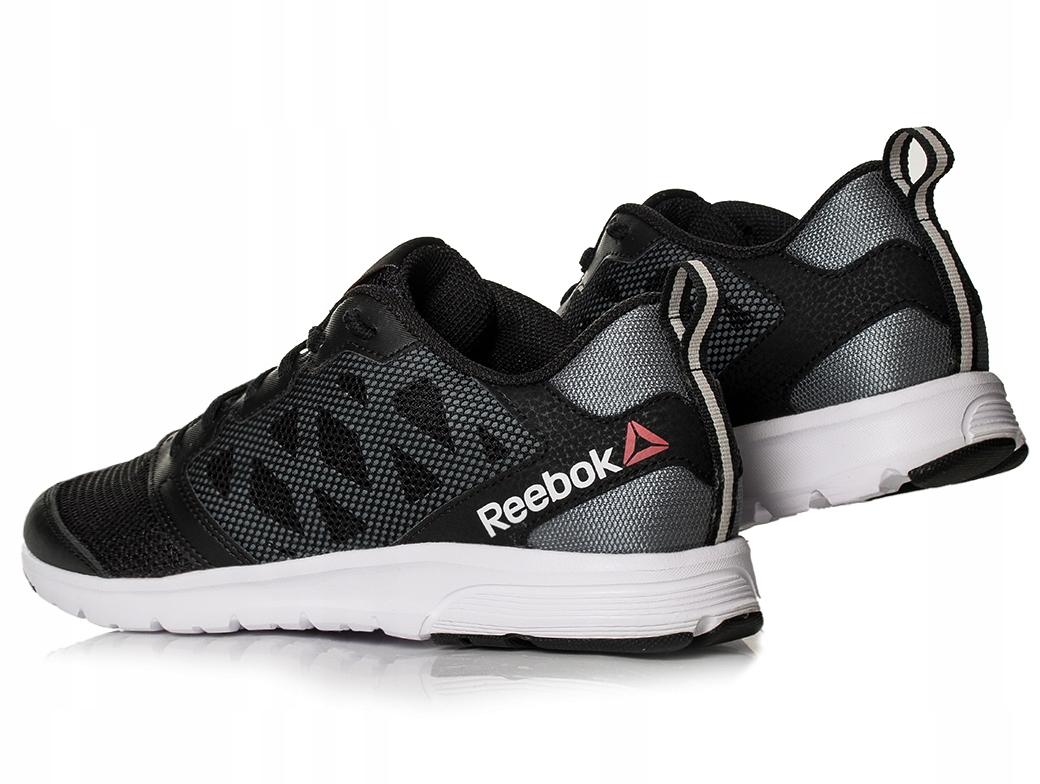 Wygodne Buty Reebok Rush 2.0 AR2652 Biegowe Ceny i opinie