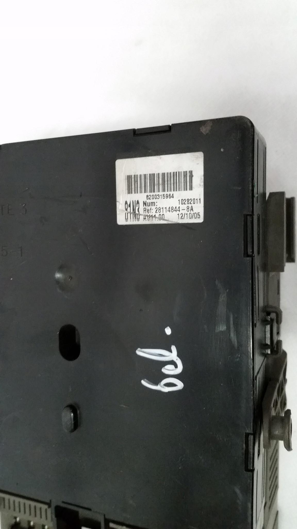Espace Iv Caja De Fusibles 8200315964 Xdalys Lt