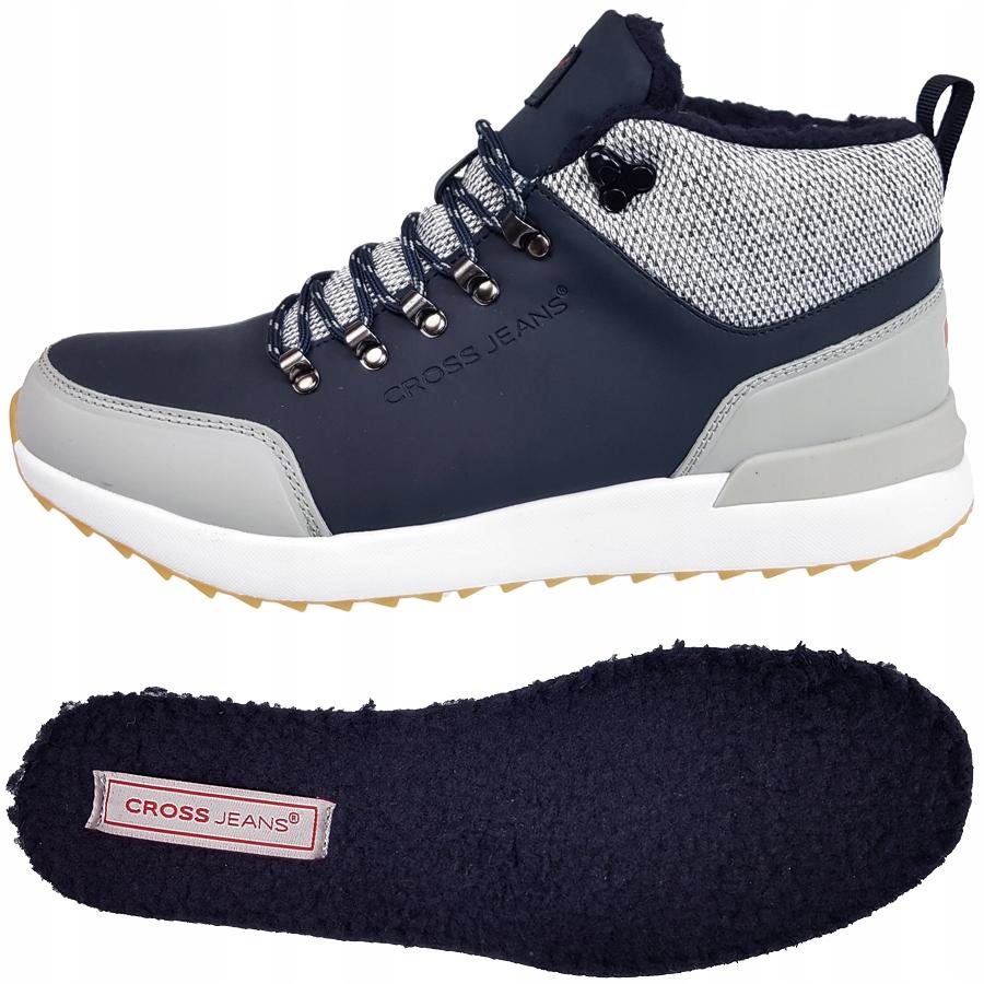cross jeans buty męskie