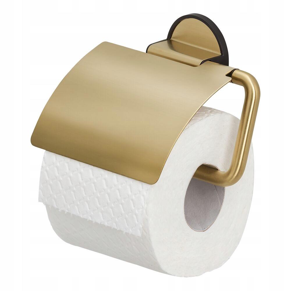 Držiak na papier Tiger Tune zlatý 1326635646