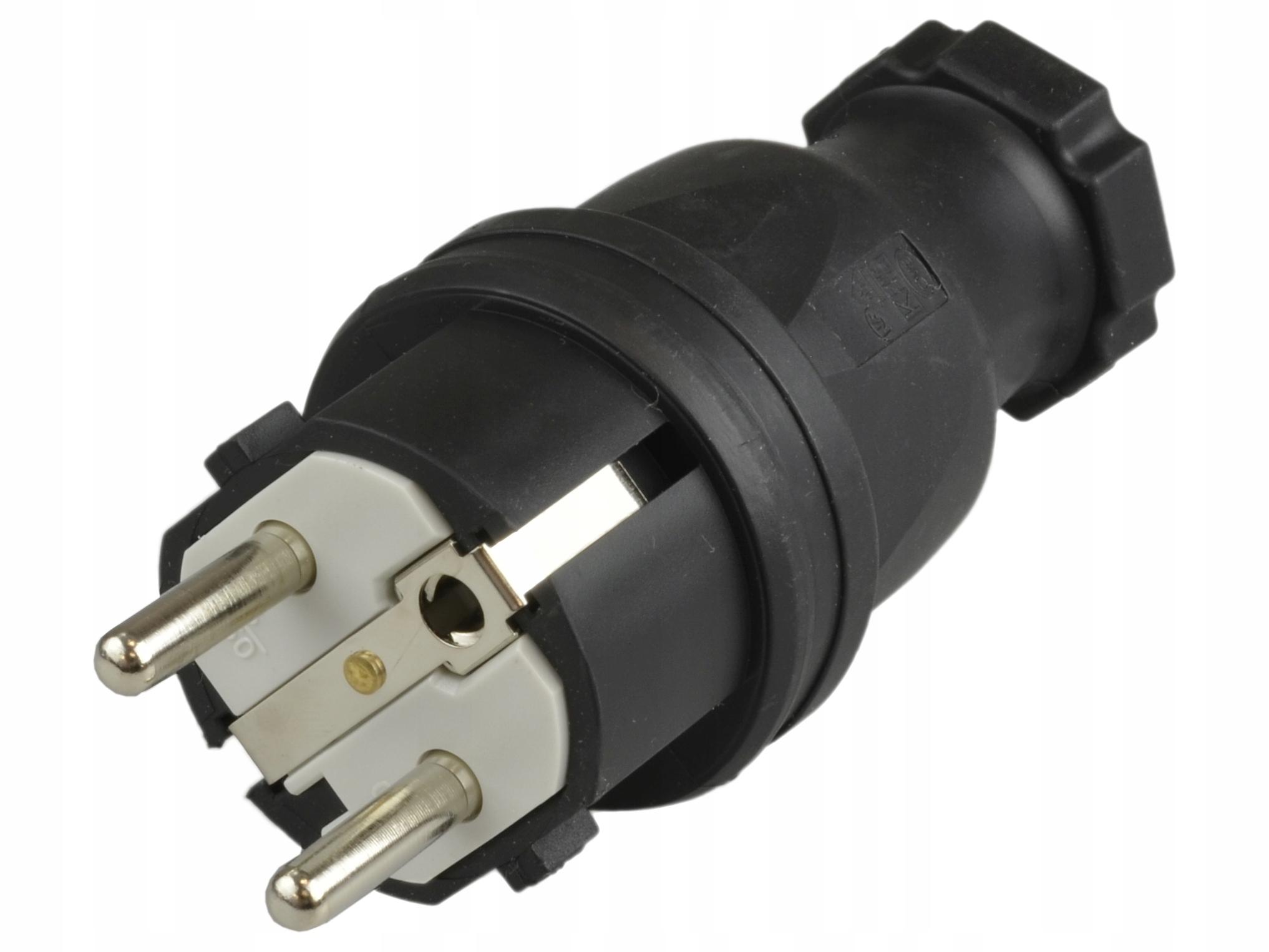 Купить Удлинительный кабель 2,5мм2 16А 230в 240в PCE TITANEX 6м на Otpravka - цены и фото - доставка из Польши и стран Европы в Украину.