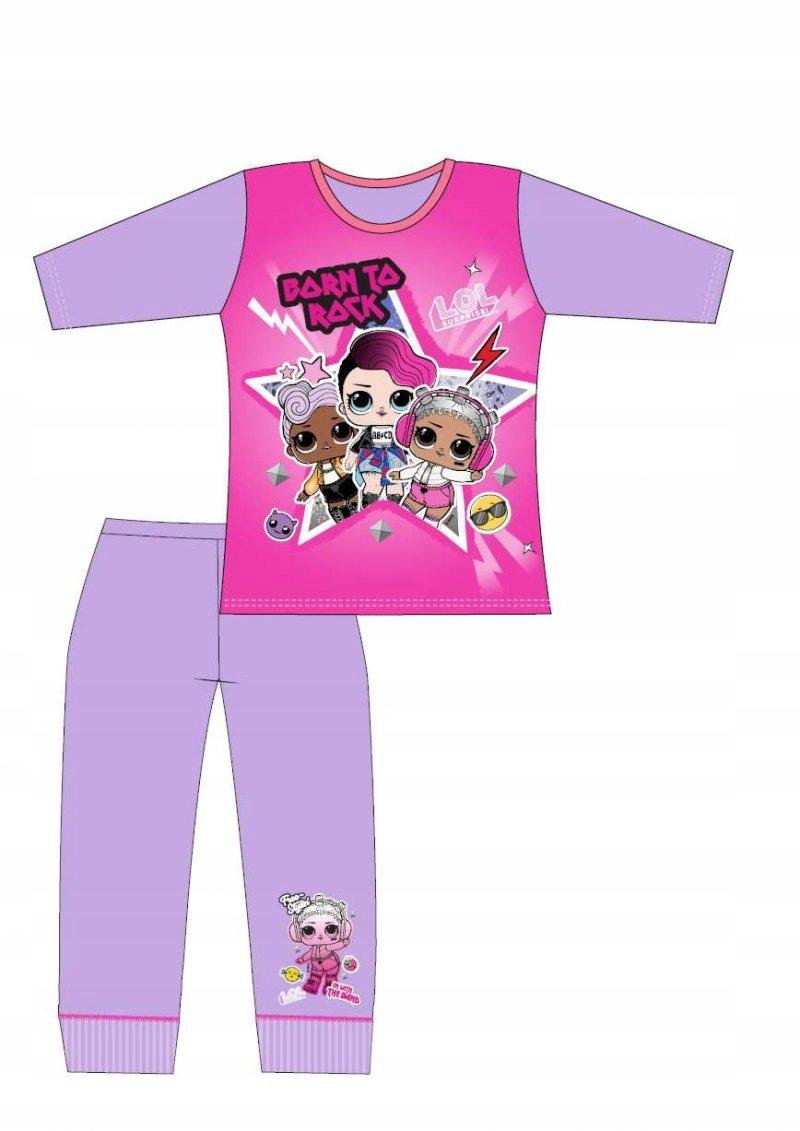 L.O.L. Dievčenské pyžamo SURPRISE 140 cm HS20