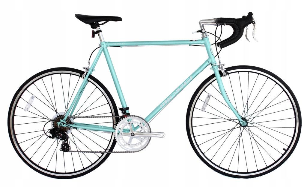 cestný bicykel MICARGI CLASSIC 7.0 retro cestný bicykel BL