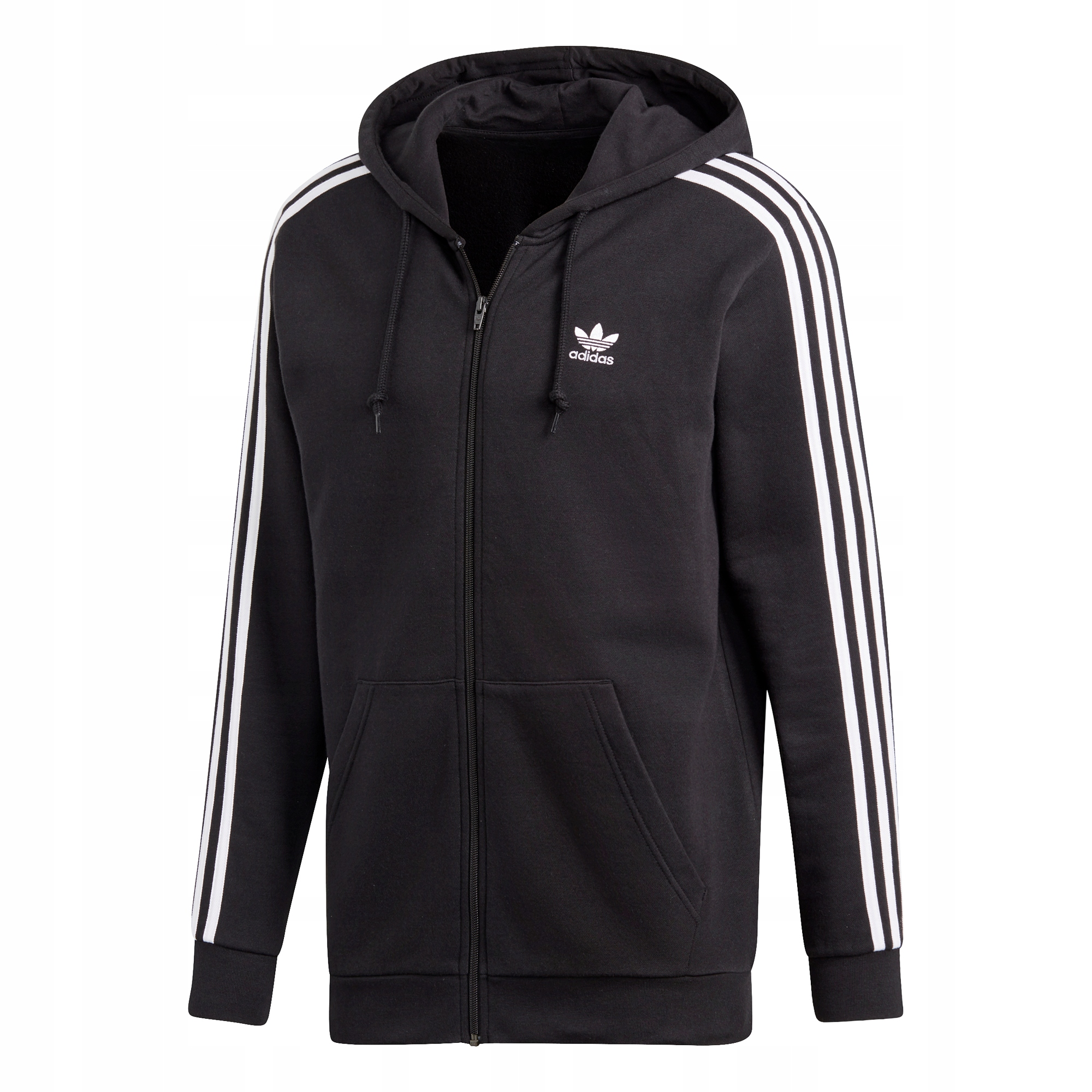 MĘSKA BLUZA ADIDAS PERFORMANCE 3 STRIPES (XXL)