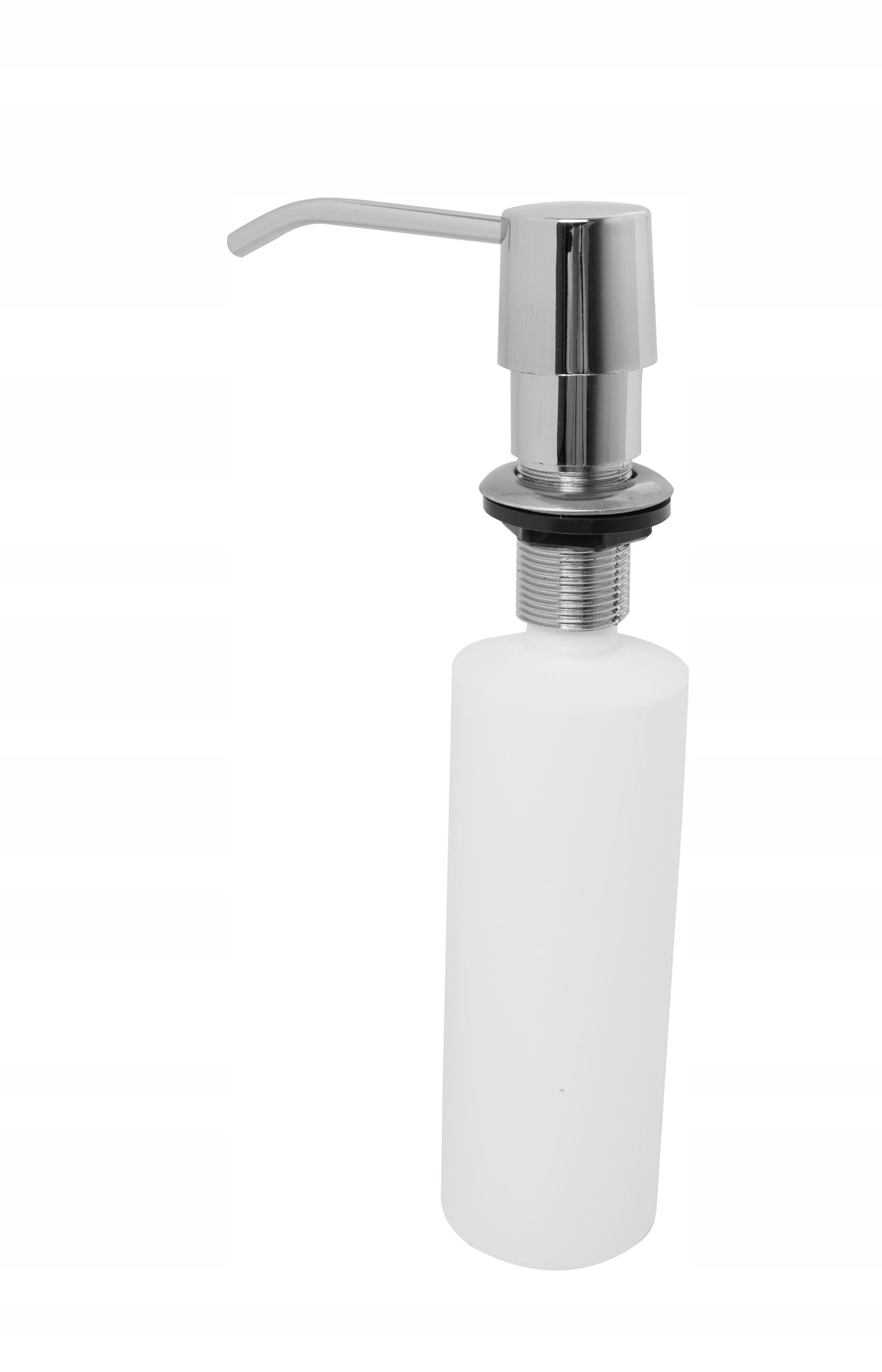 Dávkovač pre riad alebo mydlo chróm 250 ml