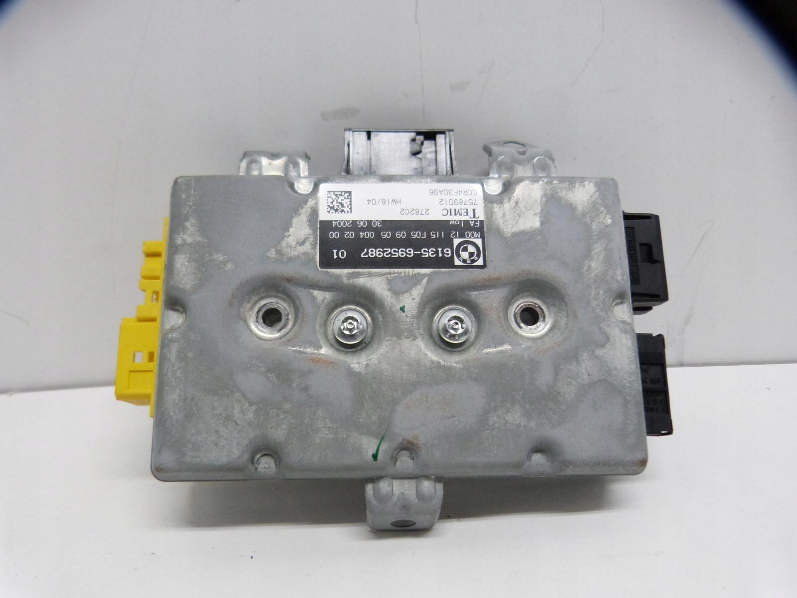 bmw 5 e60 e61 модуль драйвер двери правый вперед