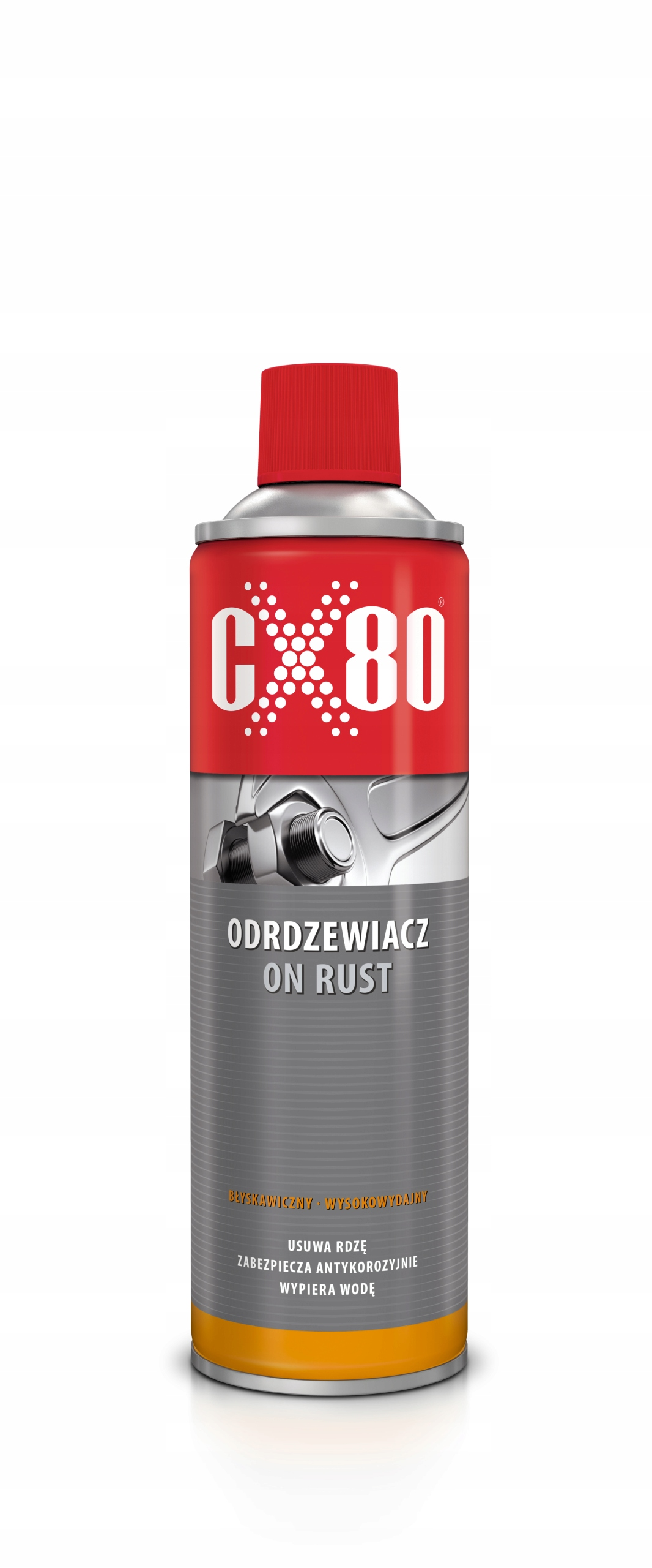 CX-80 средство для удаления ржавчины ON RUST 500 мл r476y