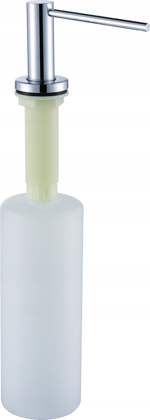 Dozownik do płynu Kernau KSD 02 Chrome 500 ml