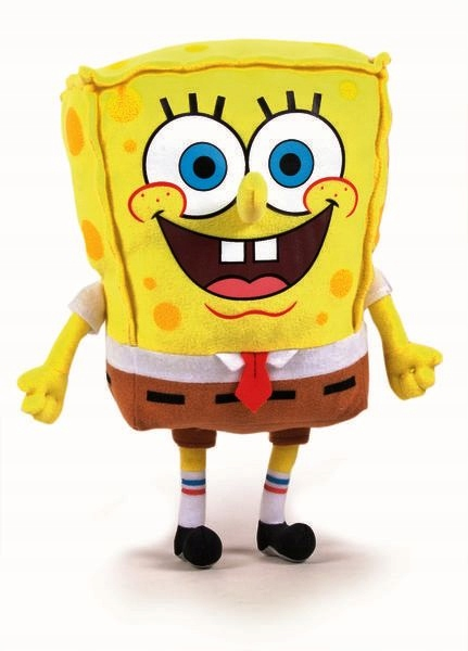 MASCOT SPONGEBOB CHANCESSTOPORT 17cm PLUSH HRAČKA