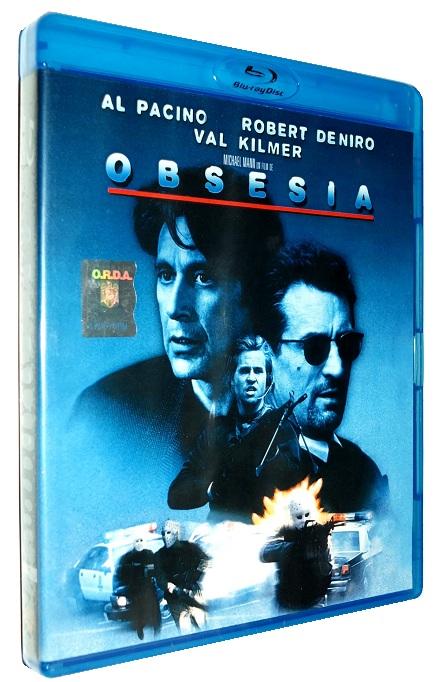 Item RUSH (BLU-RAY) Robert De Niro, al Pacino Lektor PL