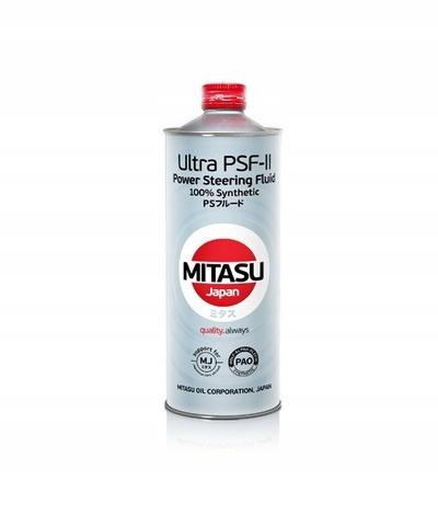 MITASU ULTRA PSF-II 100% СЫН, Жидкость для гидроусилителя