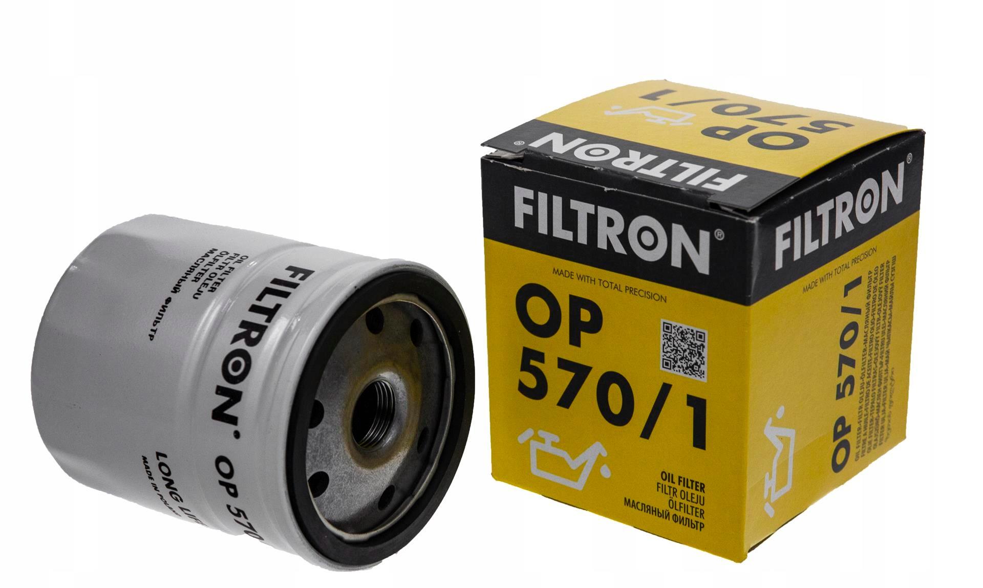 фильтр масла filtron кол-во в упак 5701