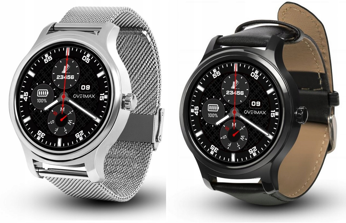 SMARTWATCH OVERMAX TOUCH 2.6 BLUETOOTH SMS