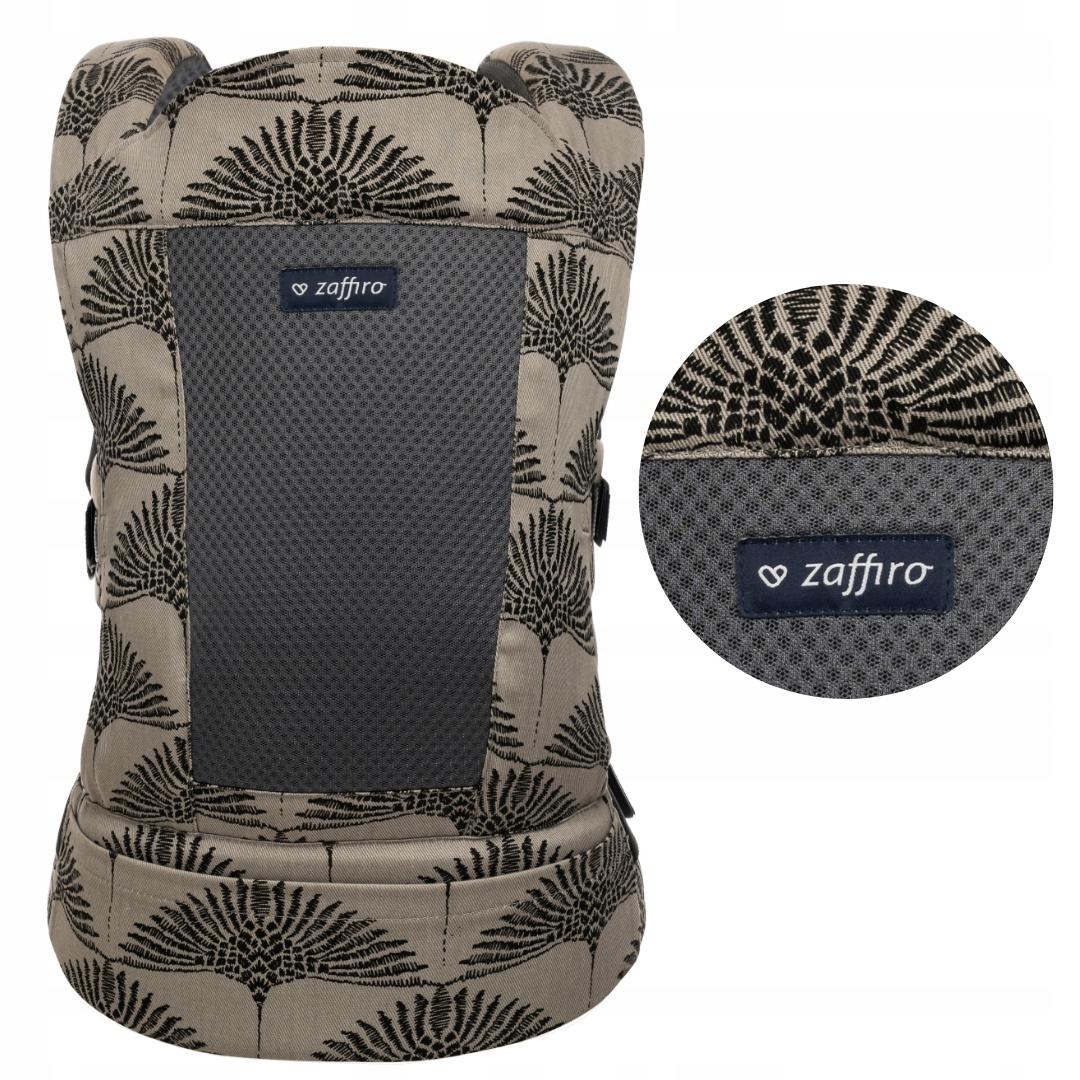 Zaffiro CITY AIR Baby Carrier - nosič pre aktívnych ľudí
