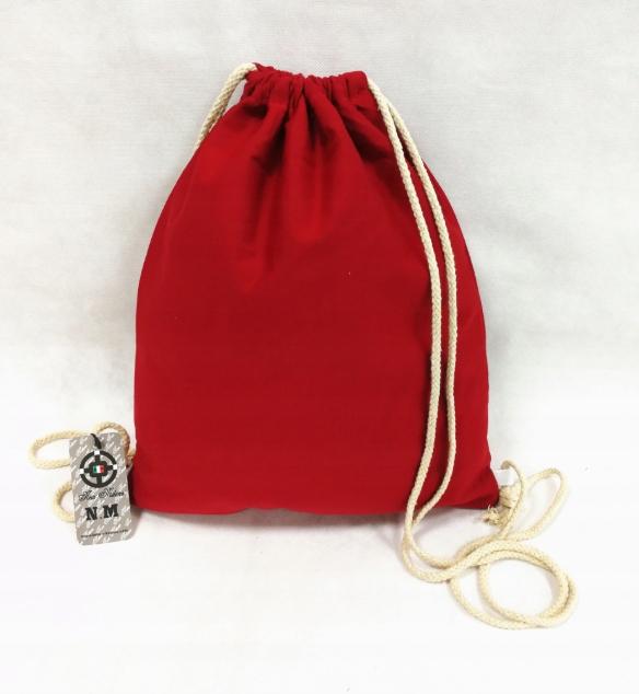 Plecak - worek NEW MILANO GŁADKI 562 Rodzaj inny