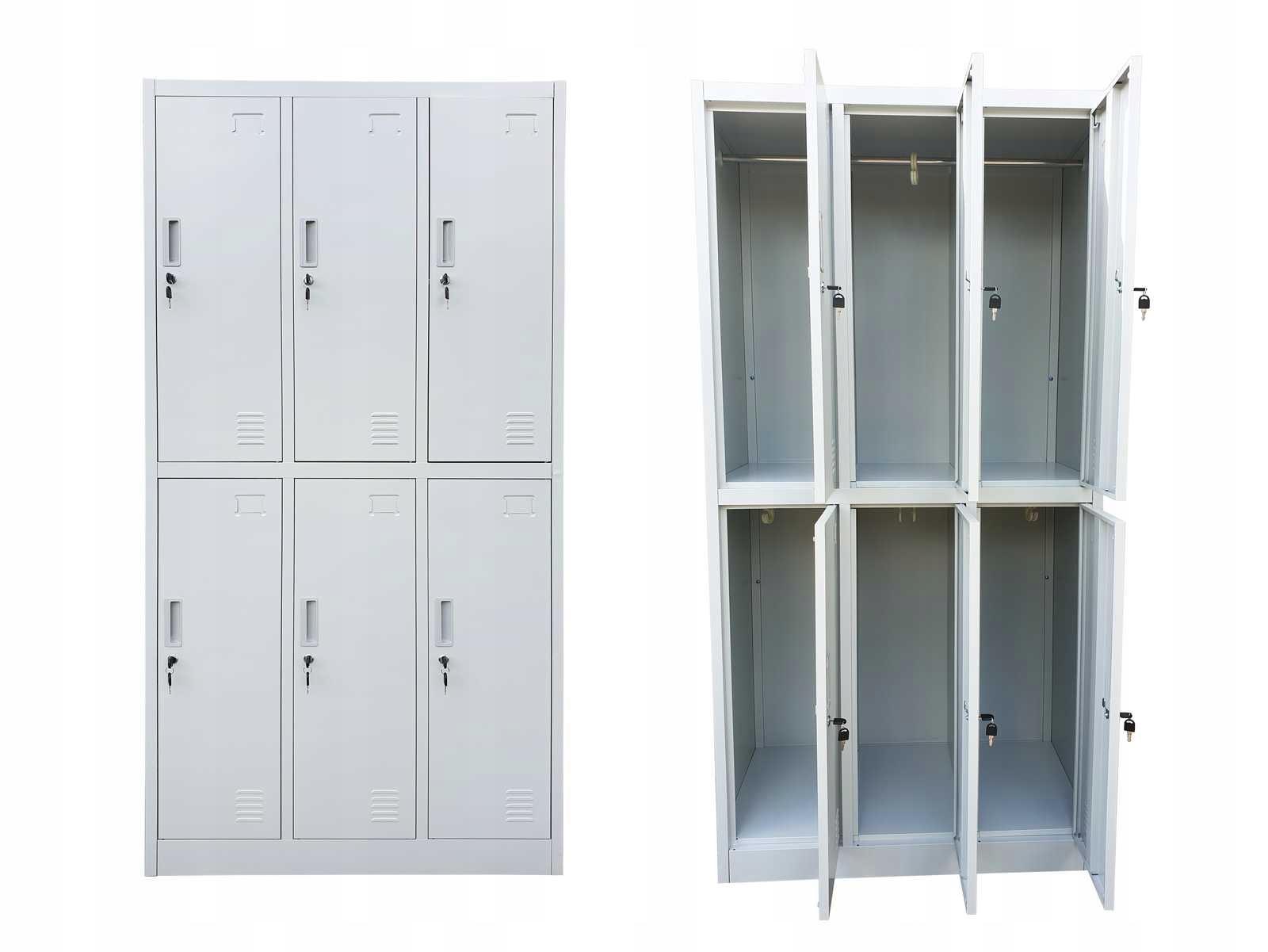 шкаф ШКАФ шкаф для одежды СОЦИАЛЬНАЯ охране ТРУДА skrytkowa 6kom