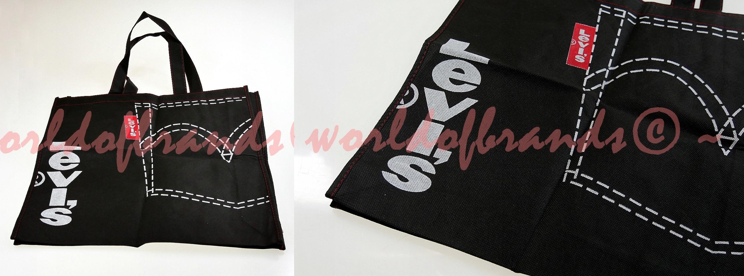 Vrecová taška s retro kabelkou LEVIS LEVI A4