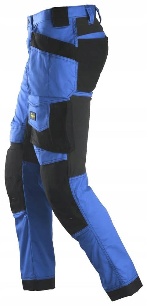 6241 Spodnie SNICKERS STRETCH ALLROUNDWORK roz. 52