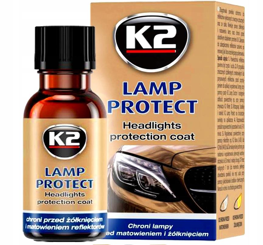 K2 LAMP PROTECT zabezpieczanie reflektorów lamp