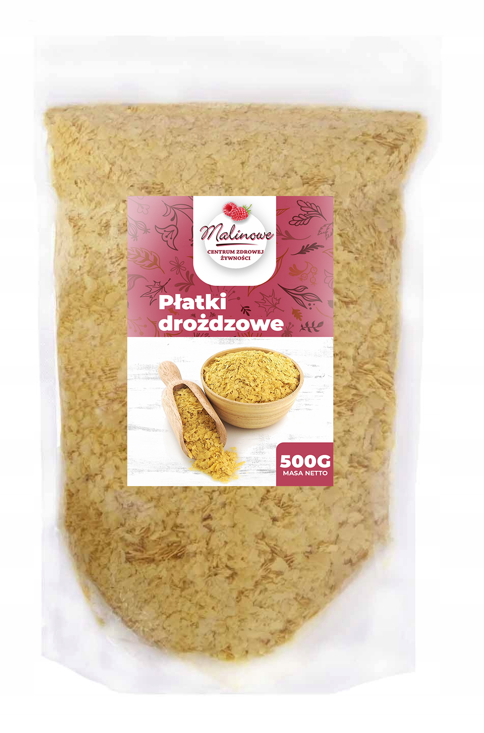Item YEAST FLAKES INACTIVE YEASTS 500g