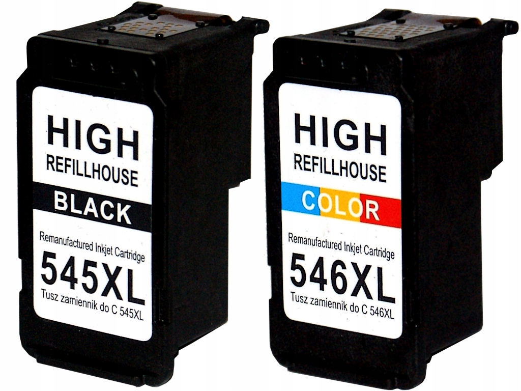 Item INK for Canon PG-545 +546 iP2850 MG2450 2455 2550