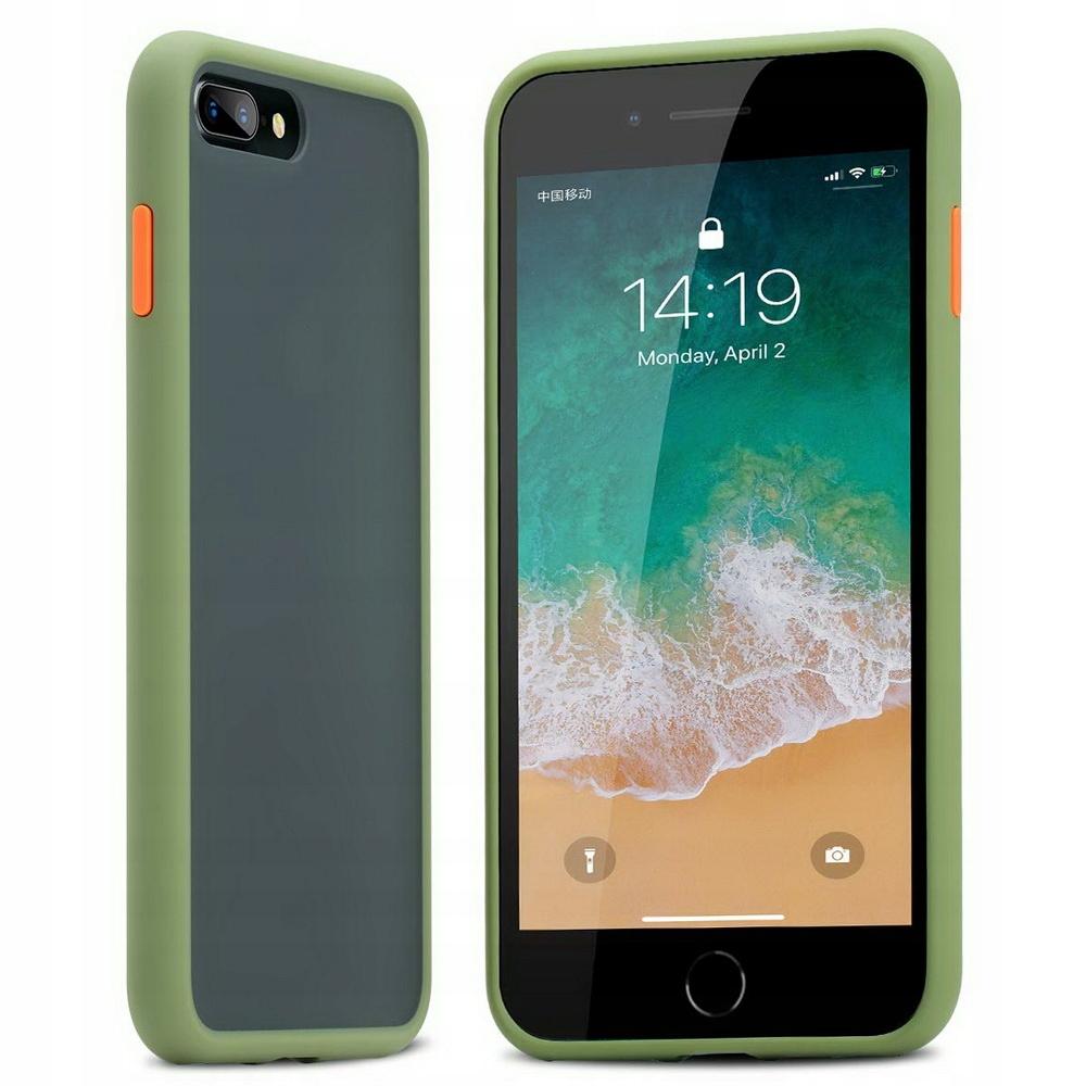 Evt Contrast Matowe Etui Obudowa Iphone 7/8+ Plus