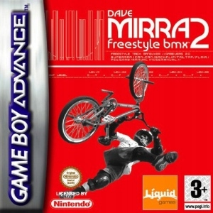 Dave Mirra Freestyle BMX 2 GBA