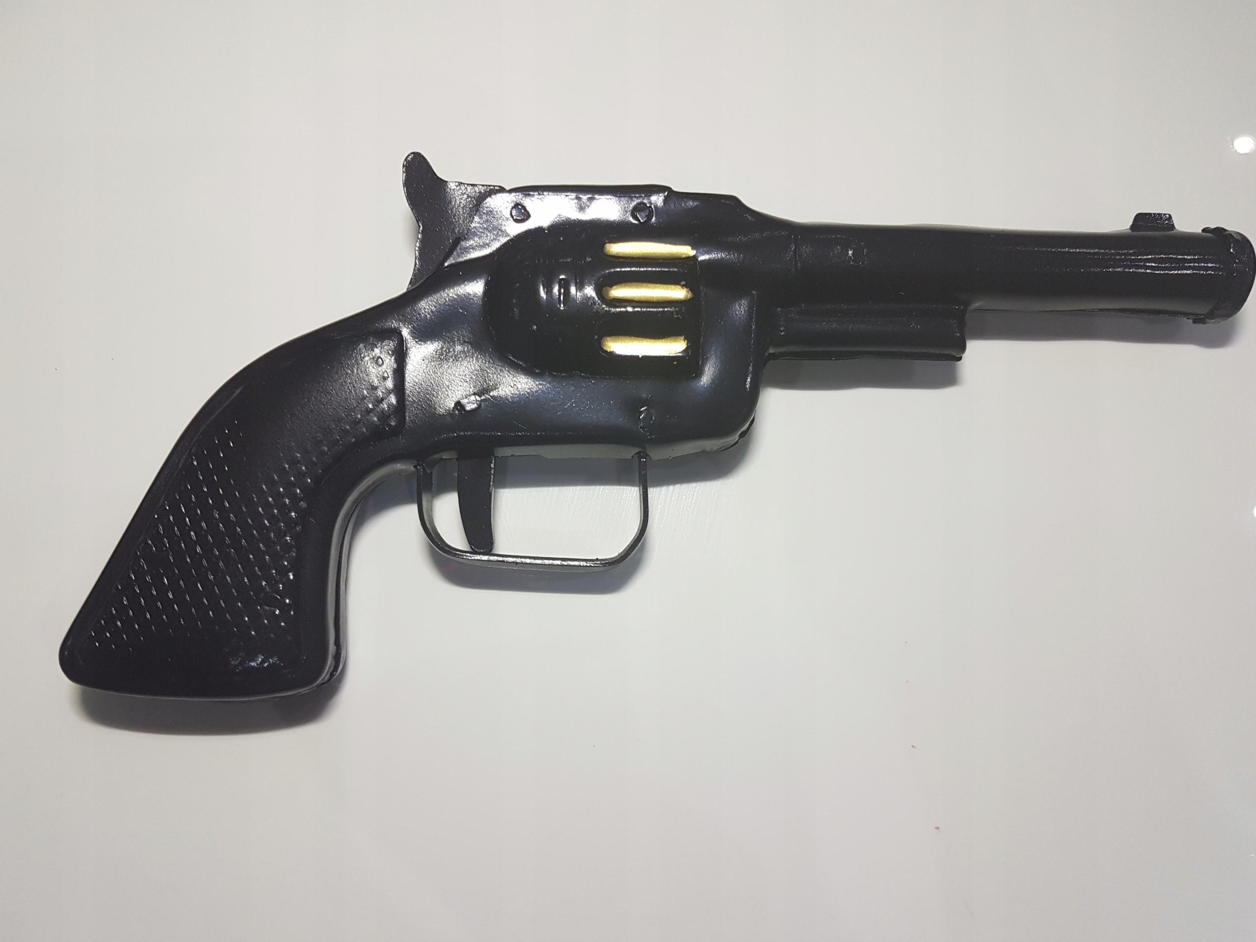 Купить Korkowiec Большой револьверный пистолет PRL - HIT !!! на Otpravka - цены и фото - доставка из Польши и стран Европы в Украину.