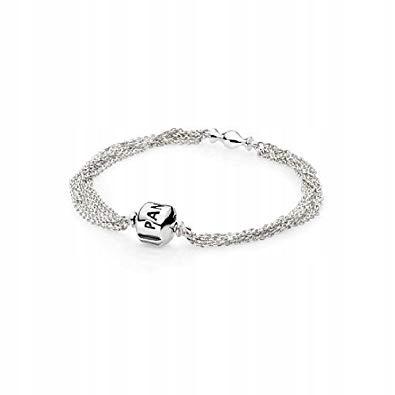 Skutočné Pandora náramok 591701 16 cm
