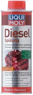 LIQUI MOLY 2666 Diesel Spulung 500ml Czyści Wtrysk