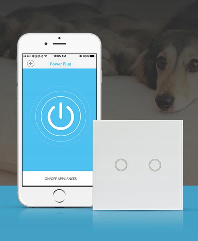 Włącznik światła NEO WIFI Alexa TUYA iOS ANDROID Marka Neo