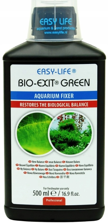 EASY LIFE BIO EXIT GREEN 500ML NA GLONY NITKOWATE