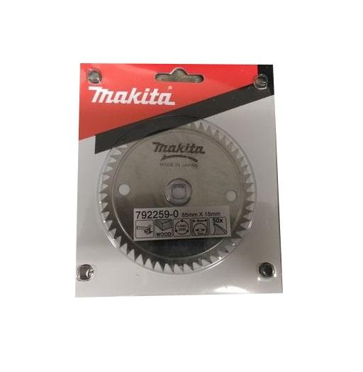 MAKITA HS301 HS300 DISC 85mm x 15mm 50z