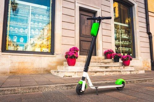 Item Repair electric scooters