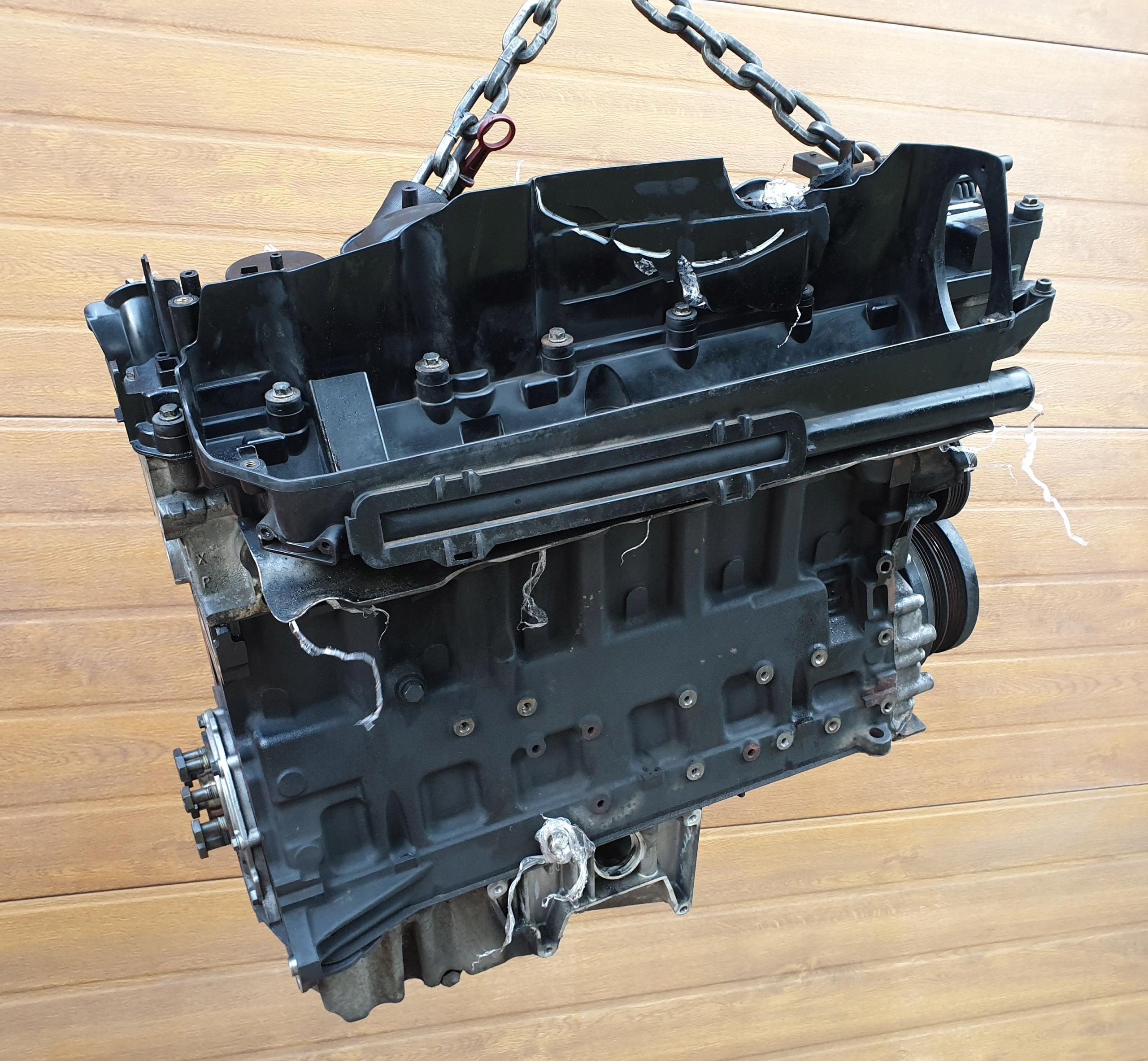bmw x5 e53 30d двигатель столбик m57d30 d30 7783017