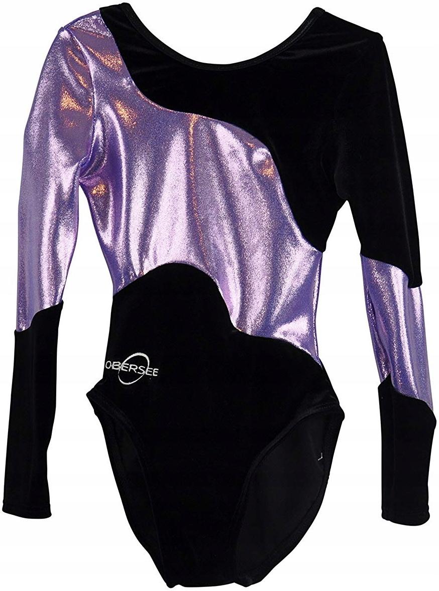 Obersee oblek pre gymnastika rytmiki tanec 5-8 rokov