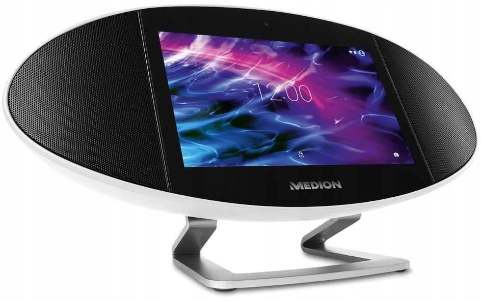 Multimedialny odtwarzacz internetowy Medion P7401