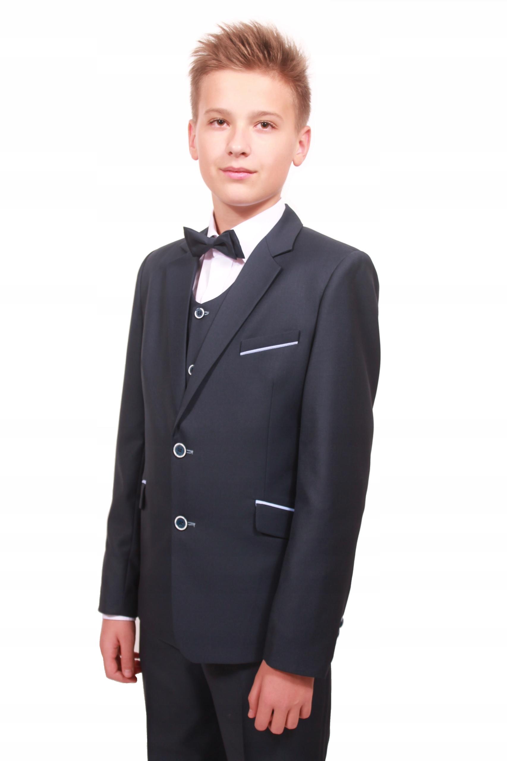 Oblek boyish SOMIR kobaltu N dim.152 XL
