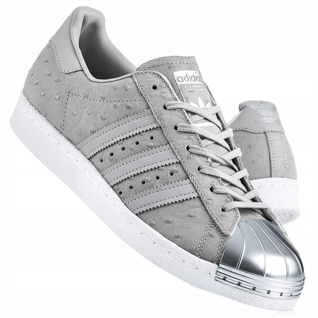 Buty damskie Adidas Superstar 80s Metal Toe S76711