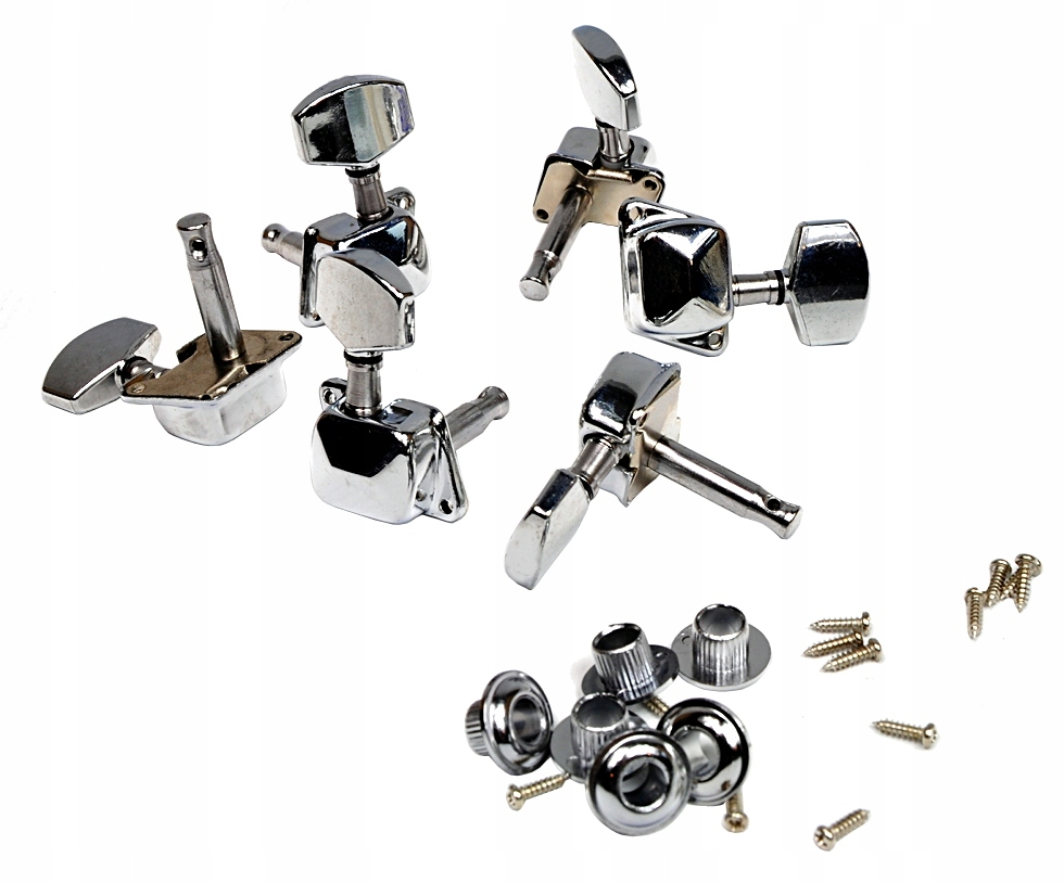 Kľúče pre elektrickú akustickú gitaru