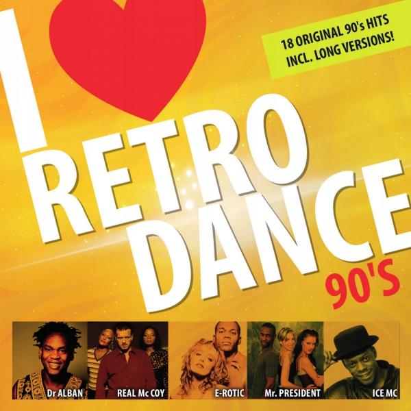 Milujem Retro Dance 90's