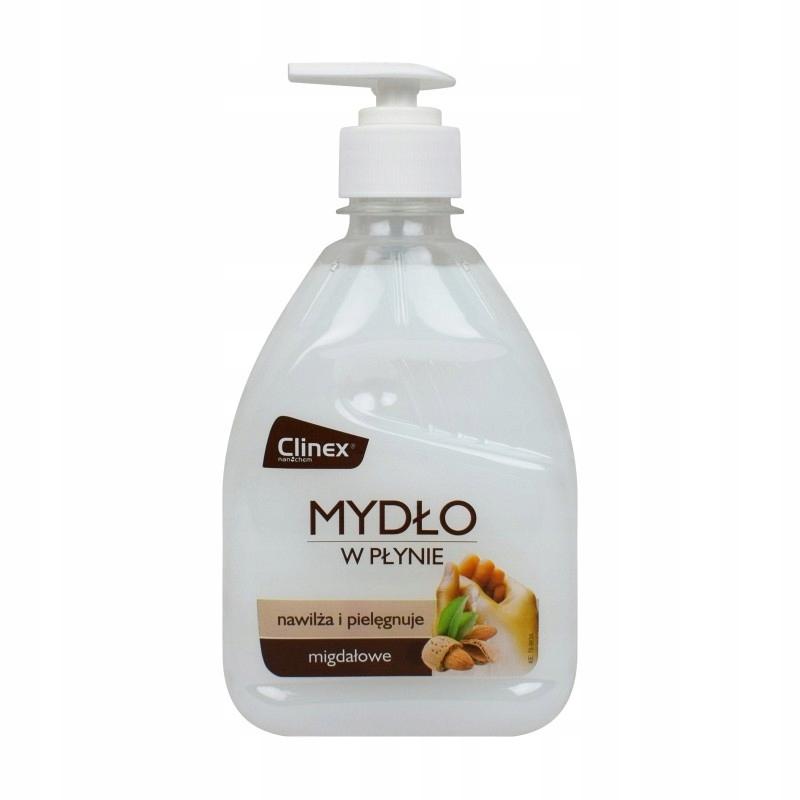 Жидкое МЫЛО CLINEX Liquid Soap МИНДАЛЯ 0,5 л