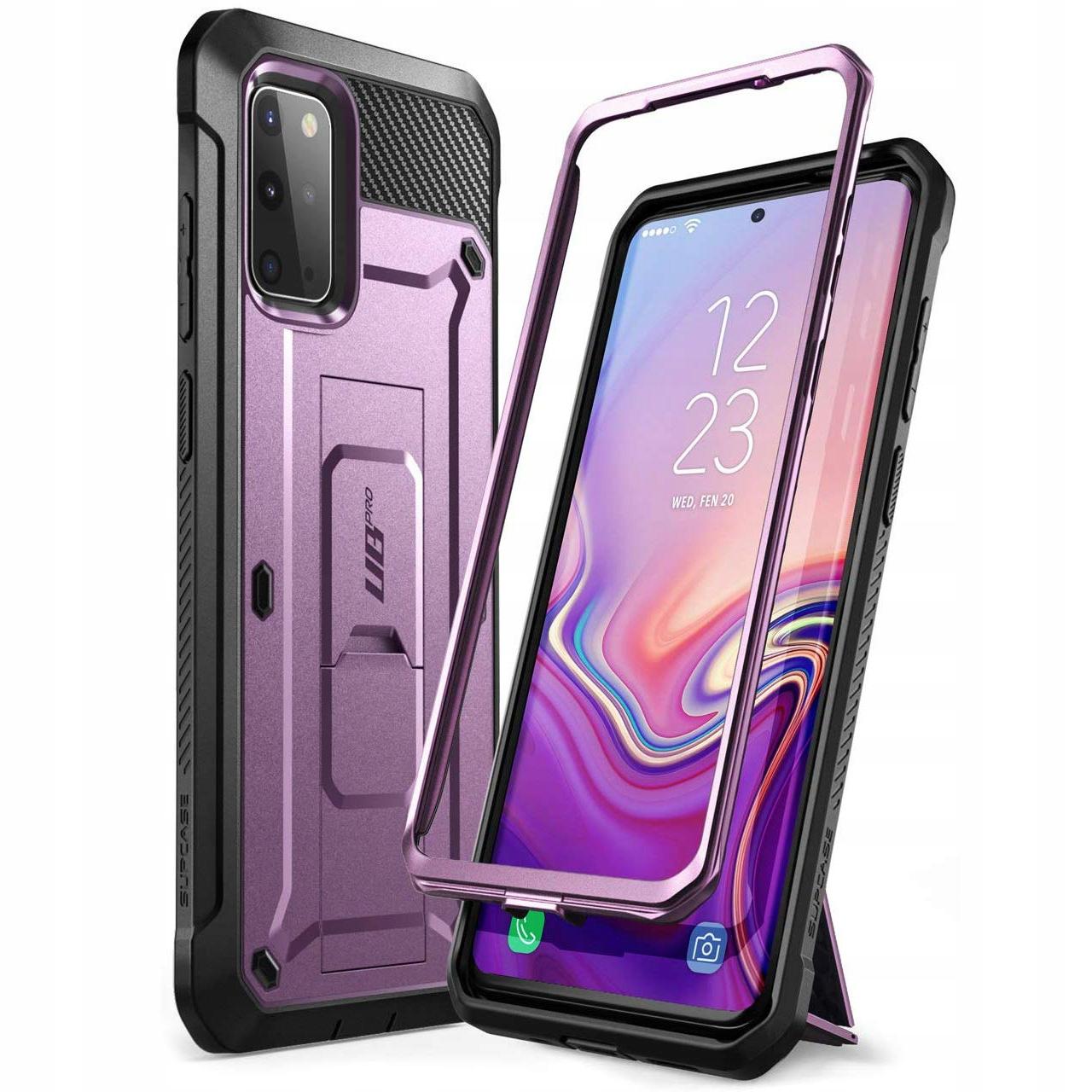 Etui Supcase do Galaxy S20 Plus, cover, Ub Pro