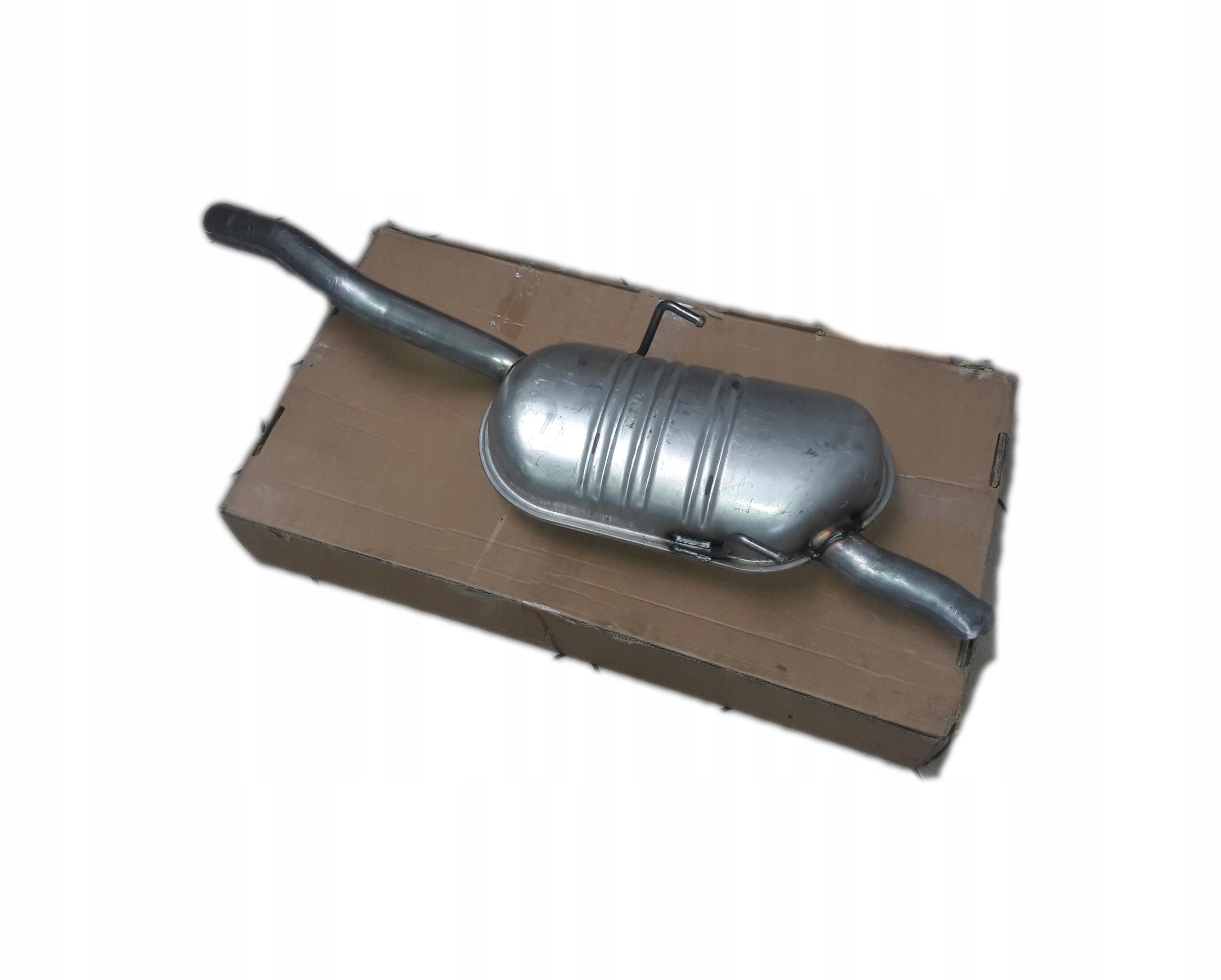 глушитель конечный bosal citroen c8 peugeot 807 20