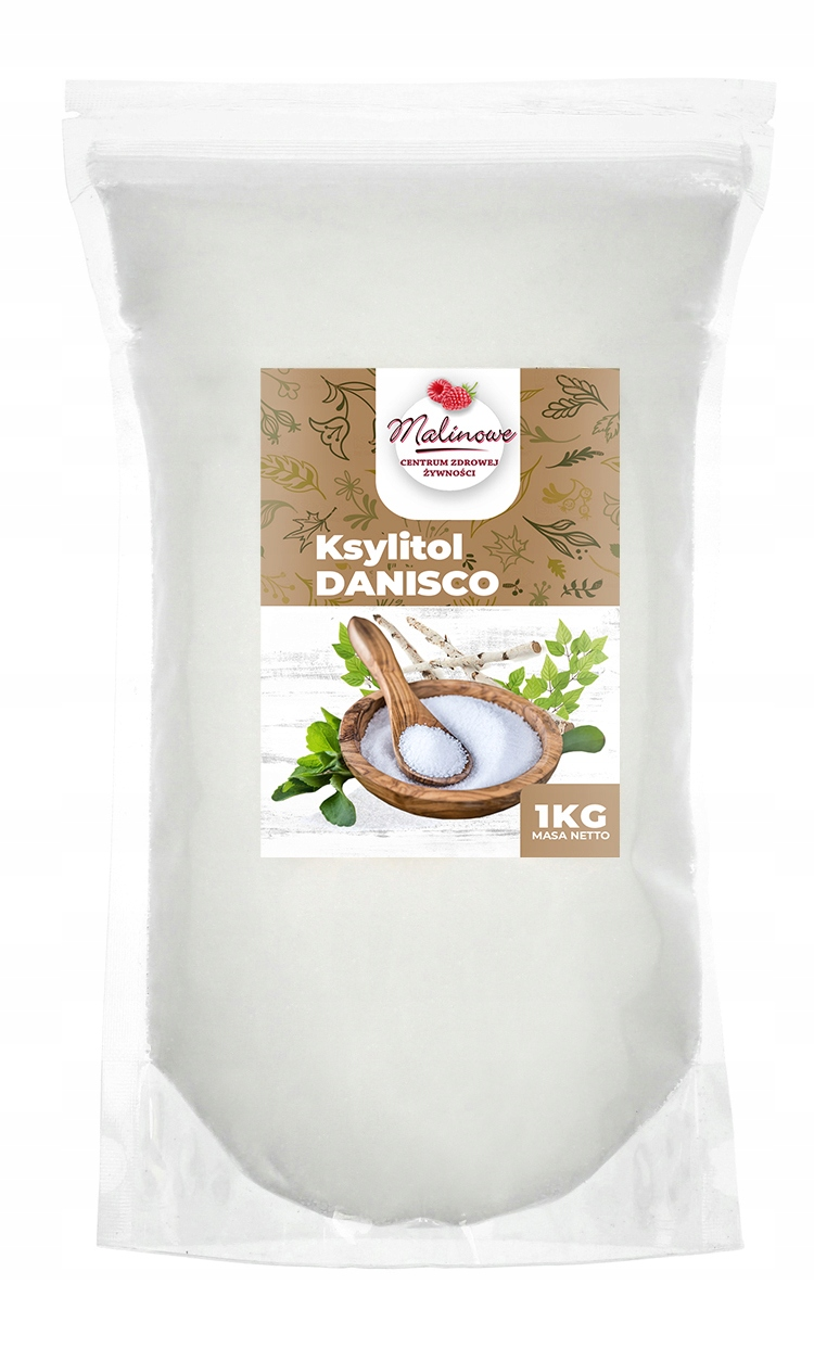 Item FINNISH XYLITOL BIRCH SUGAR 1kg XYLITOL